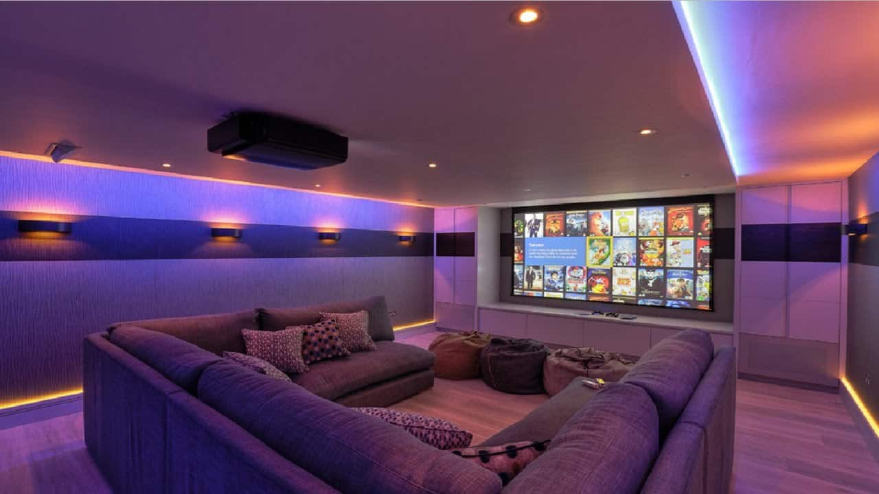 What About A Home Theater Technoliving